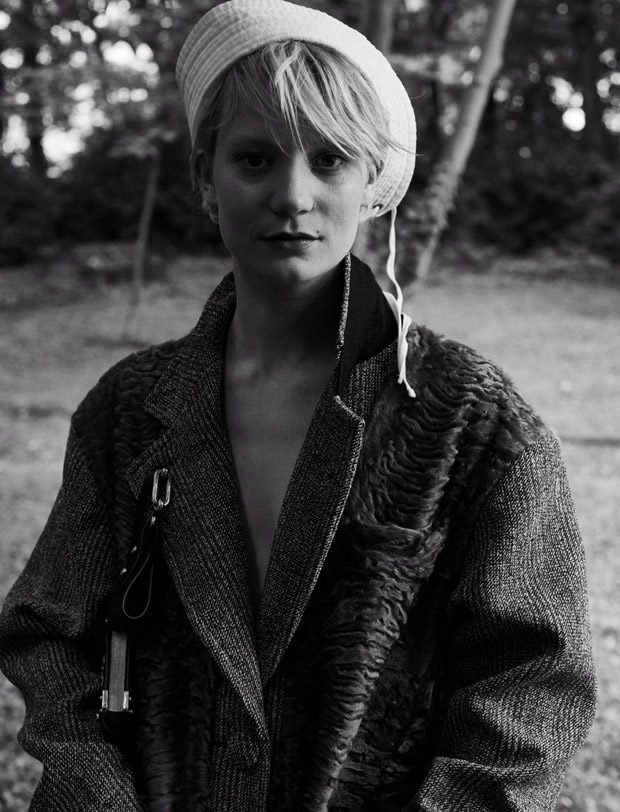 Generation Prada Ft Mia Wasikowska, Dane & Ansel for L' Express Style