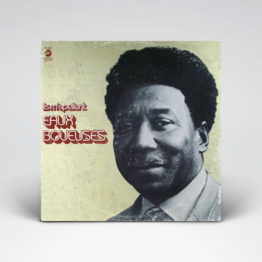 Muddy Waters - They Call Me Muddy Waters (1970).