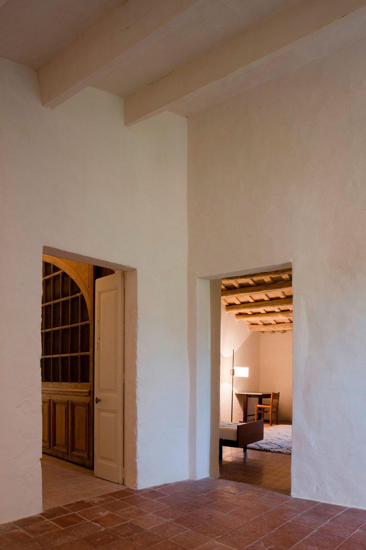 House in L'Emporda, Francesc Rife Studio, дома в Каталонии фото, дом в Эмпурде фото, старинный дом в Испании фото, жилая архитектура Испании фото
