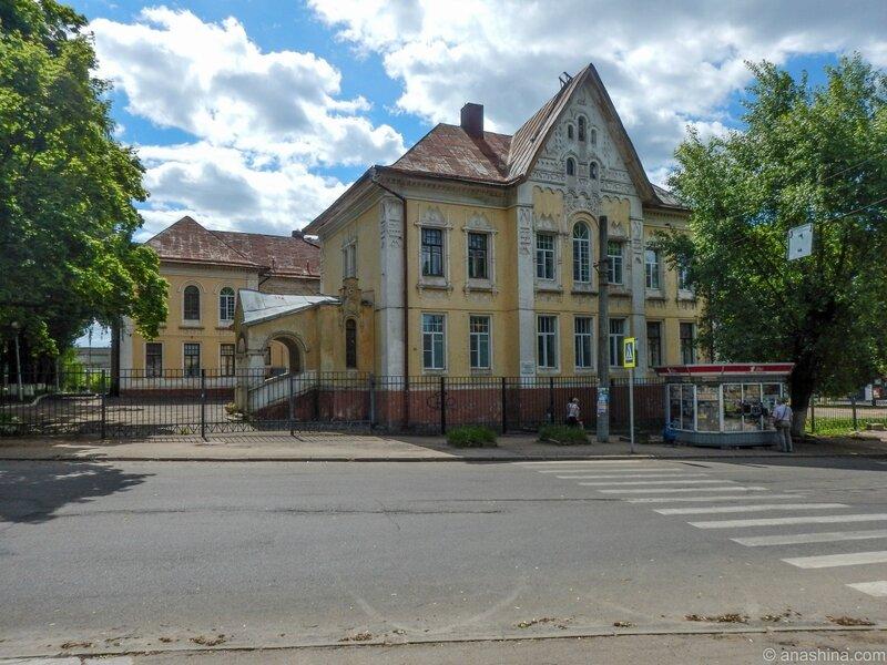 Здание конца XIX века, Смоленск