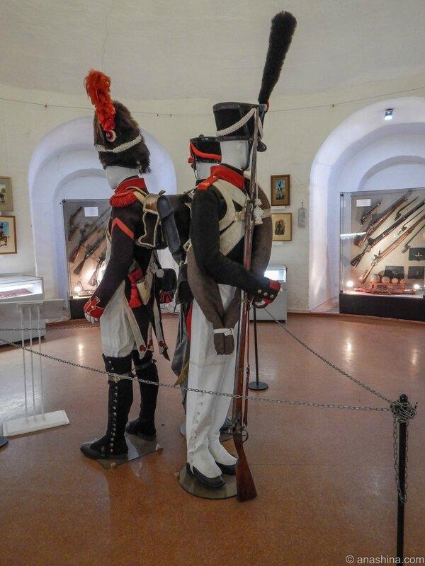Экспозиция музея, Громовая башня