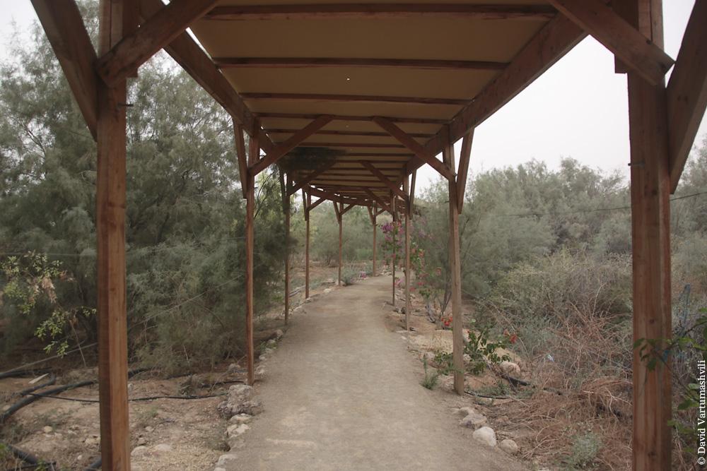 Иордания, Иордан - место крещения Иисуса Христа