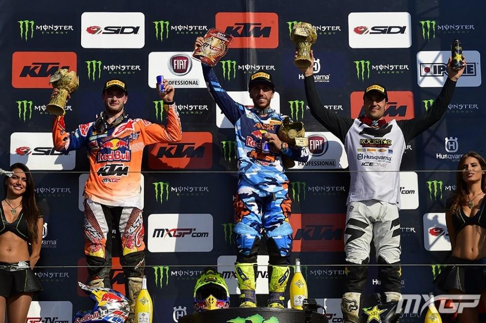 MXGP 2017, этап 8 - Гран При Германии (результаты, видео, фото)