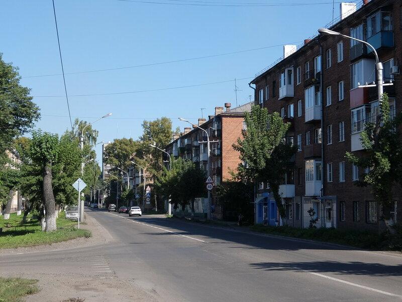 Улица Обнорского