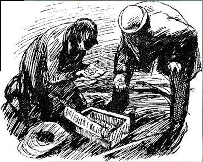 Иллюстрация В. Н. Горяева к пр-ю М.Твена Приключения Тома Сойера (34).jpg