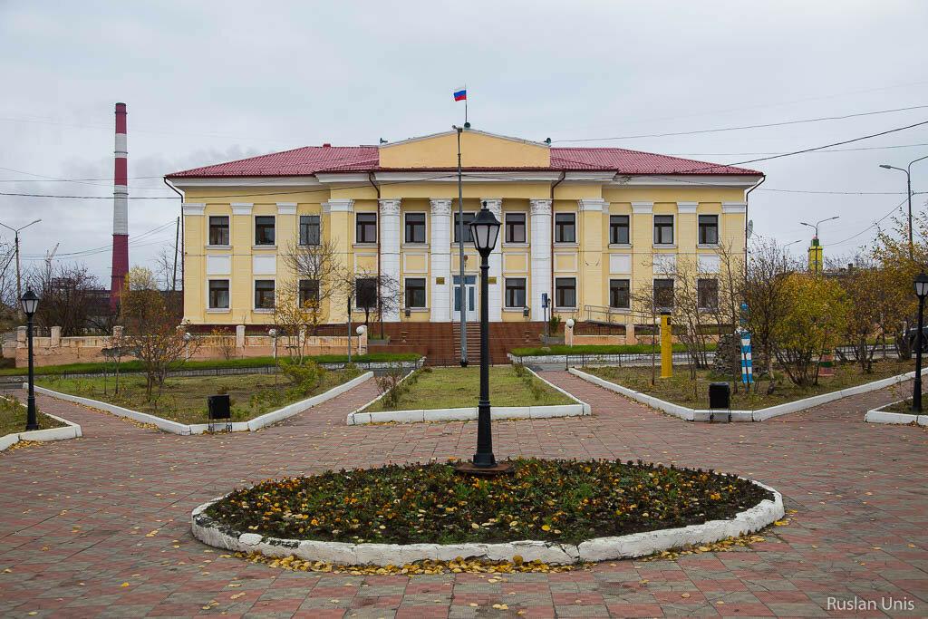 Мурманск Никель