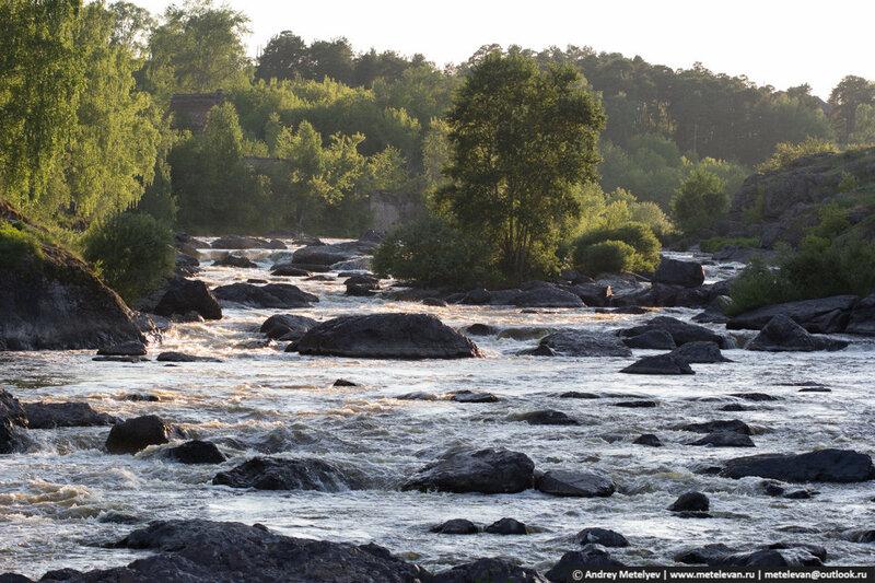 река исеть порог ревун