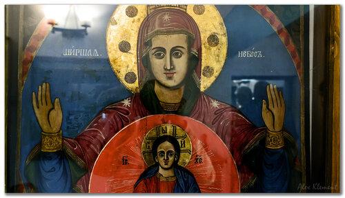 иконы королевы Марии...