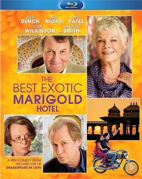 Отель «Мэриголд»: Лучший из экзотических / The Best Exotic Marigold Hotel (2011) BDRip 1080p + 720p + HDRip