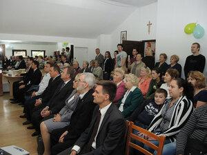 Rozpoczęcie roku szkolnego 2015/16 w Domu Polskim w Bielcach