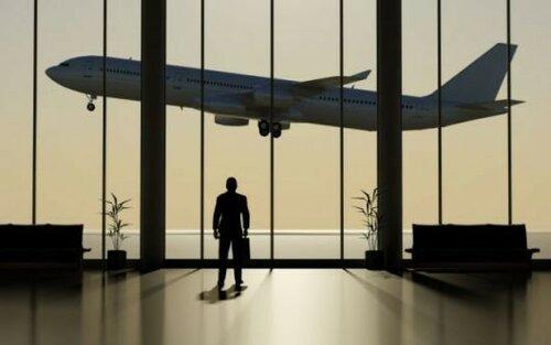 По статистике граждане Молдовы стали больше летать самолётами