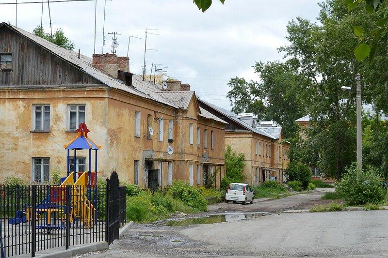 Ул. Мира, 11-9, вид со двора