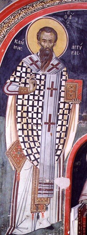 Священномученик Климент, Епископ Анкирский.