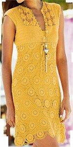 Топик превращается в элегантное платье