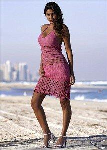 Бегущая по волнам. Платье-туника из каталога BONPRIX Наши воплощения