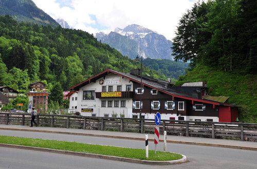 Берхтесгаден - Gästehaus Achental или Hotel Schwabenwirt?