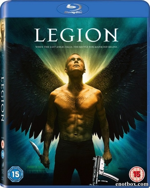 Легион / Legion (2010/BDRip/HDRip)