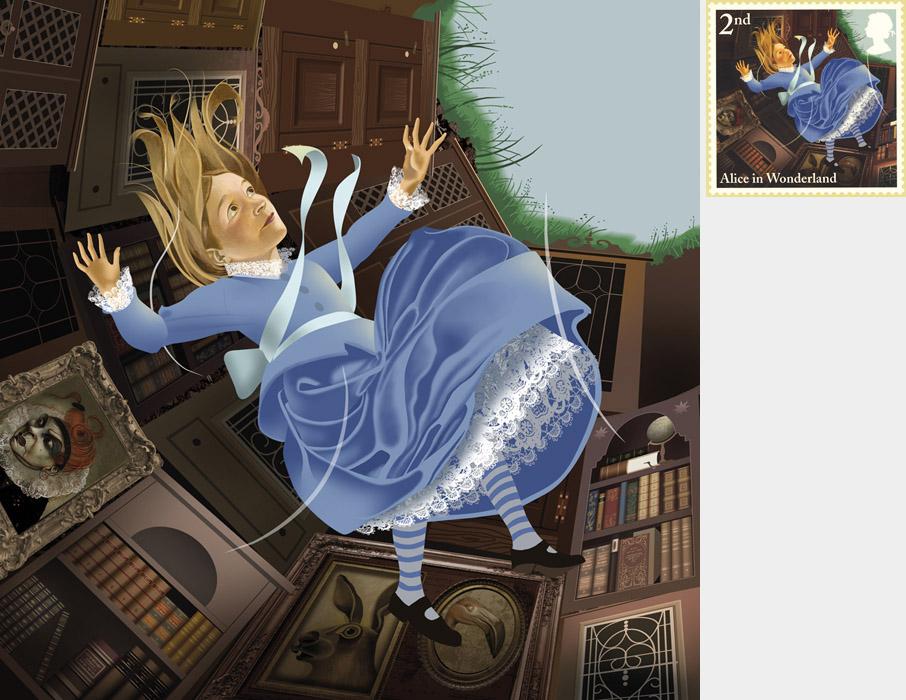 Grahame Baker-Smith Alice