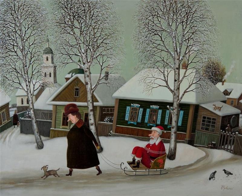 Валентин Губарев , «Новогоднее»