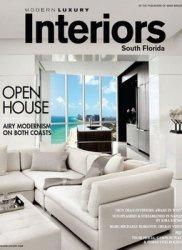 Журнал Modern Luxury Interiors - Winter 2014 (South Florida)