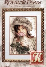Журнал Royal Paris 9886437-00036 Fillette a la rose