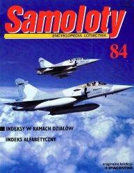 Журнал Samoloty Encyklopedia Lotnictwa nr.84