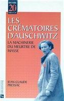 Книга Крематории Аушвица. Техника массовых убийств