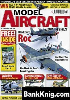 Книга Model Aircraft Monthly 3 - 2008 (Volume 7 Issue 3)