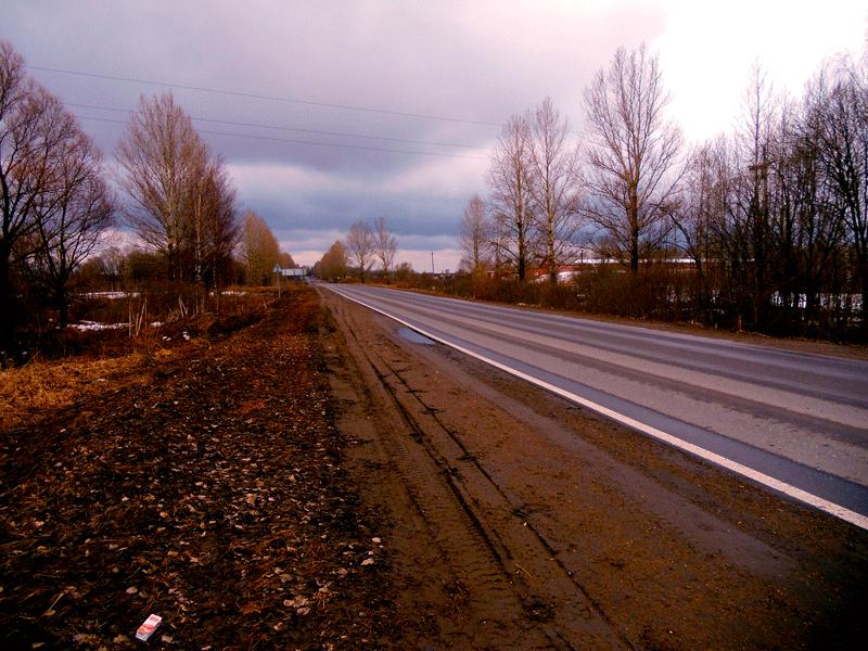 Дорога в Ярославль