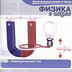 Книга Физика в школе. Электрический ток