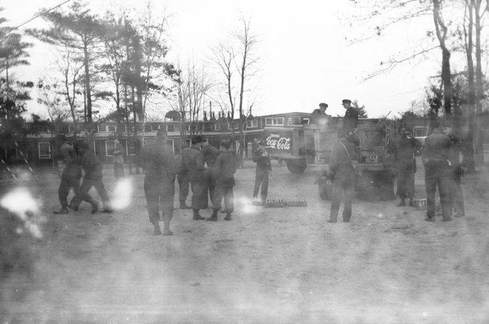 Снимки, сделанные неизвестным солдатом