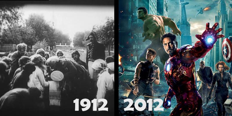 История, Что изменилось, за, сто лет, 100 лет, в мире, Заур