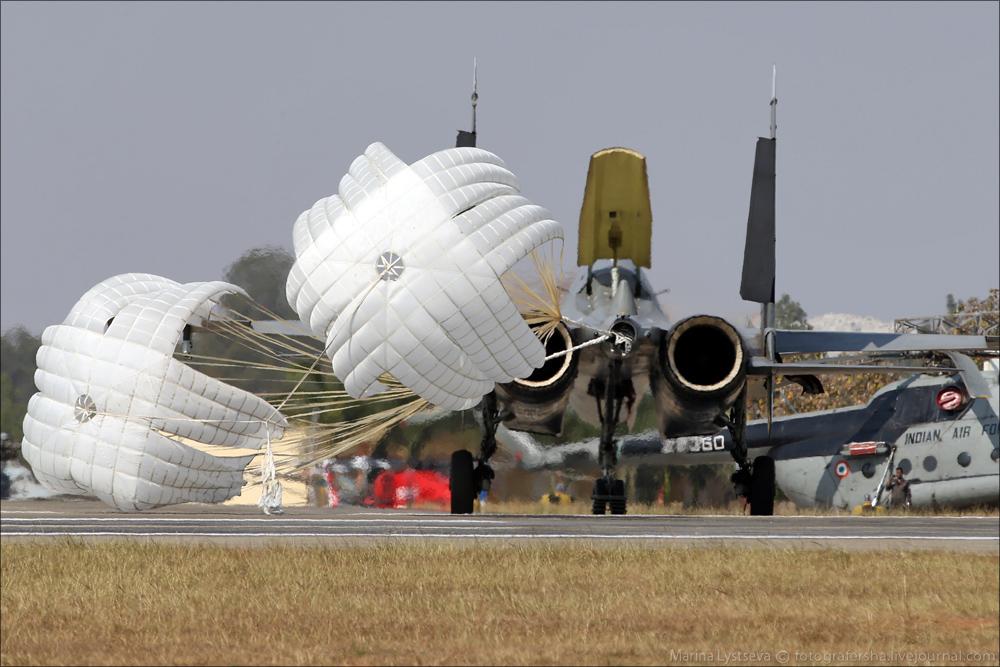 Aeri India-2015, полеты