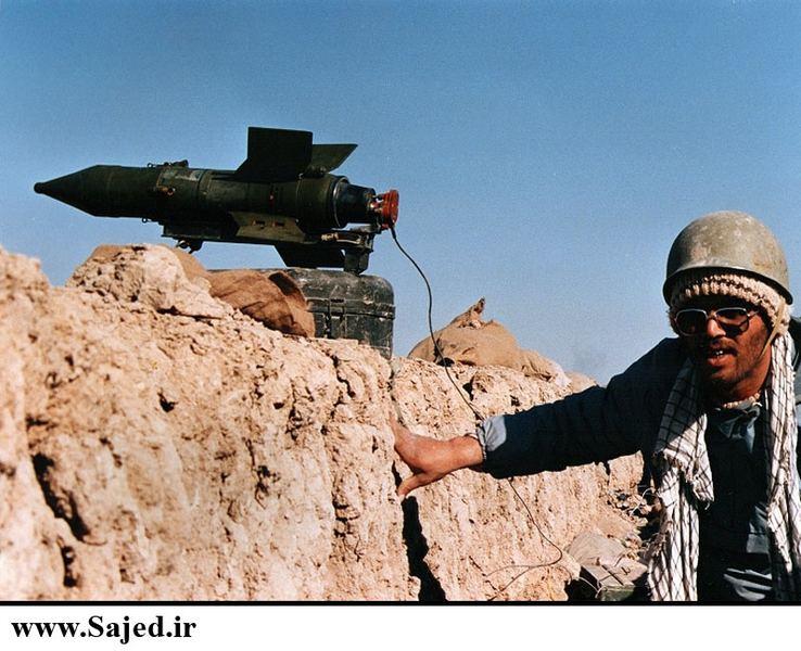 Фотографии с Ирано-Иракской войны