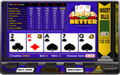 Jacks or Better бесплатно, без регистрации от Betsoft gaming