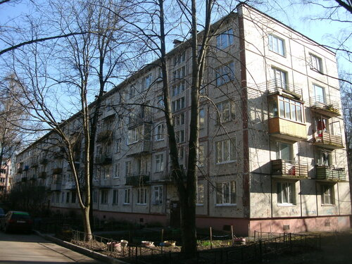 Новосибирская ул. 19
