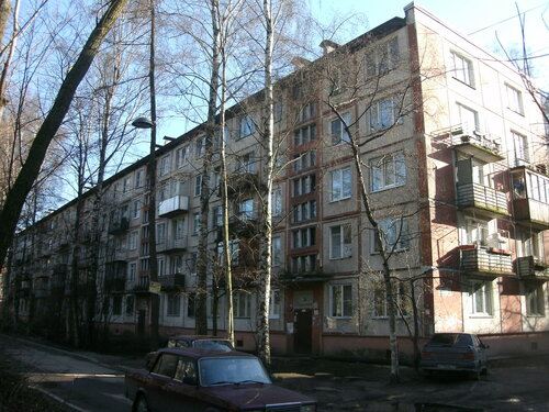 Омская ул. 26