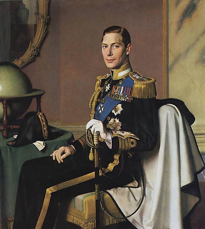 King George Vi As Duke Of York