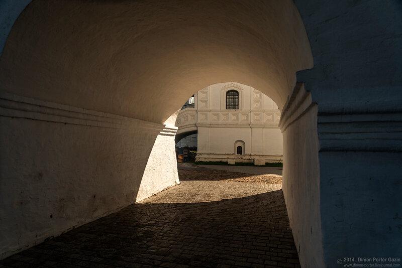 Кострома. Ипатьевский монастырь