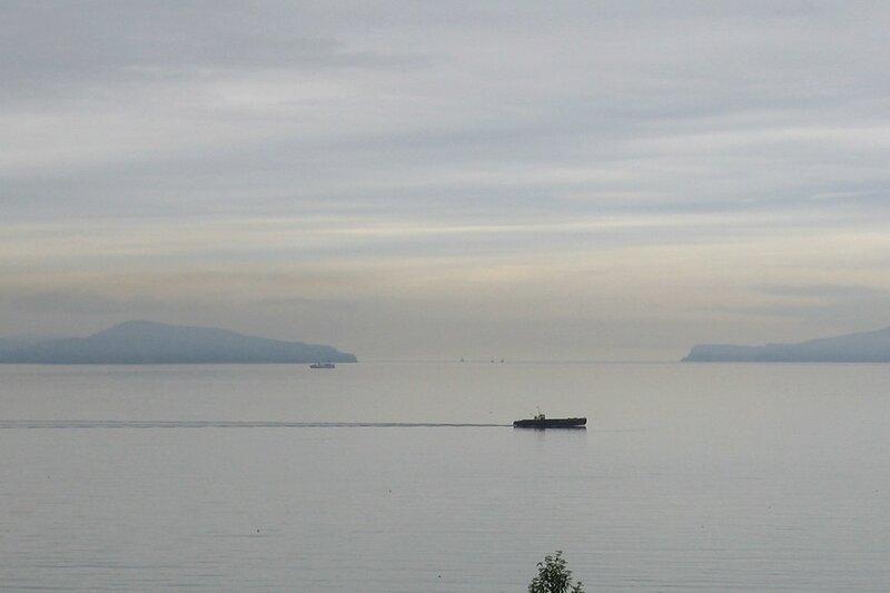 Авачинская бухта, Камчатка