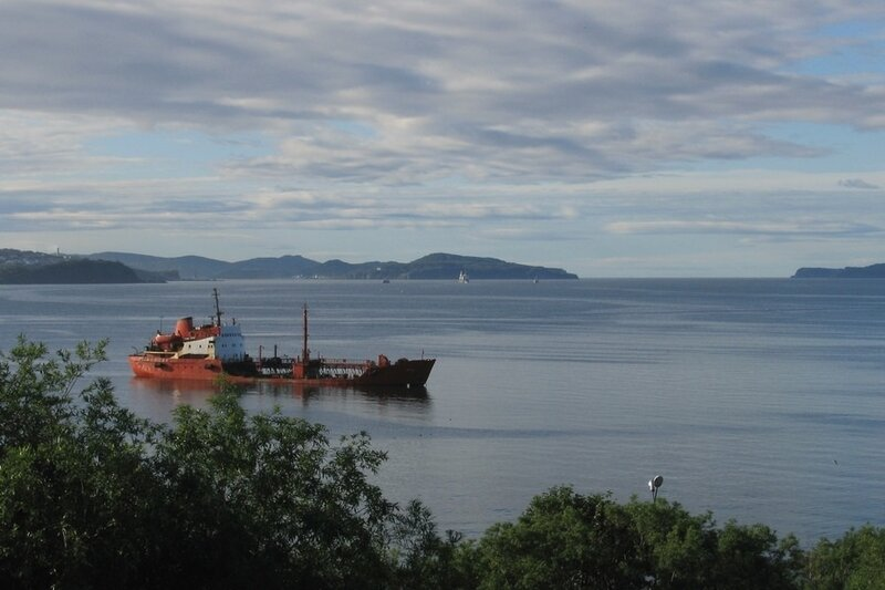 Камчатка, Авачинская бухта