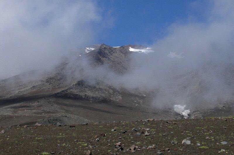 Камчатка, Козельский вулкан