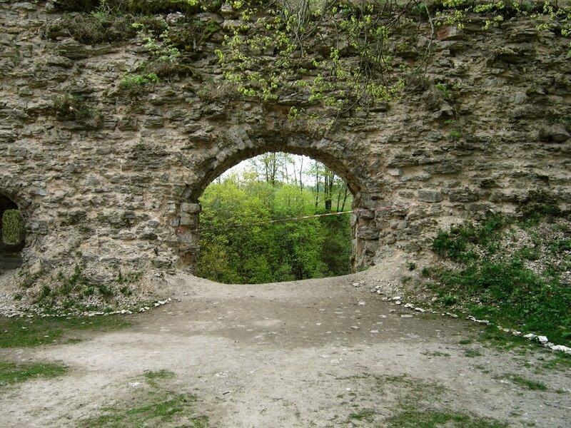 Бойницы, крепость Копорье
