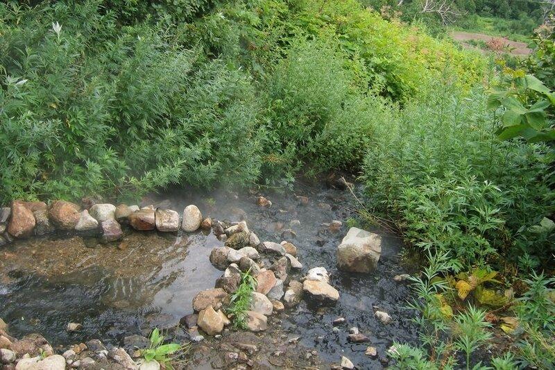 Камчатка, Нижне-Паратунские термальные источники