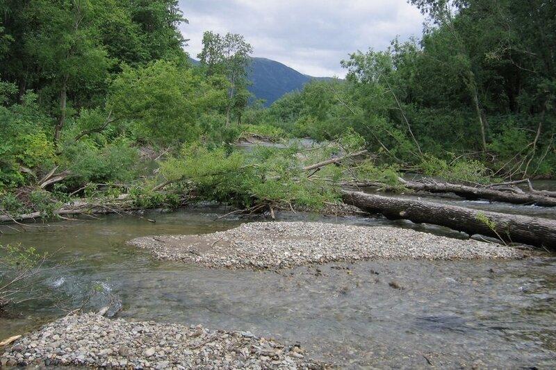 Камчатка, река Паратунка