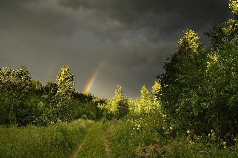 Дорога к радуге