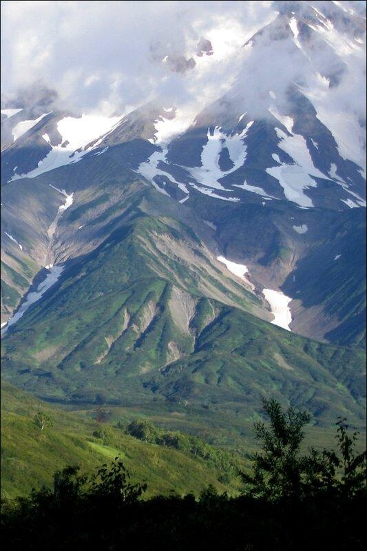 Вилюча, Камчатка