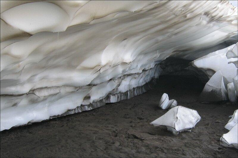 Снежник, Камчатка