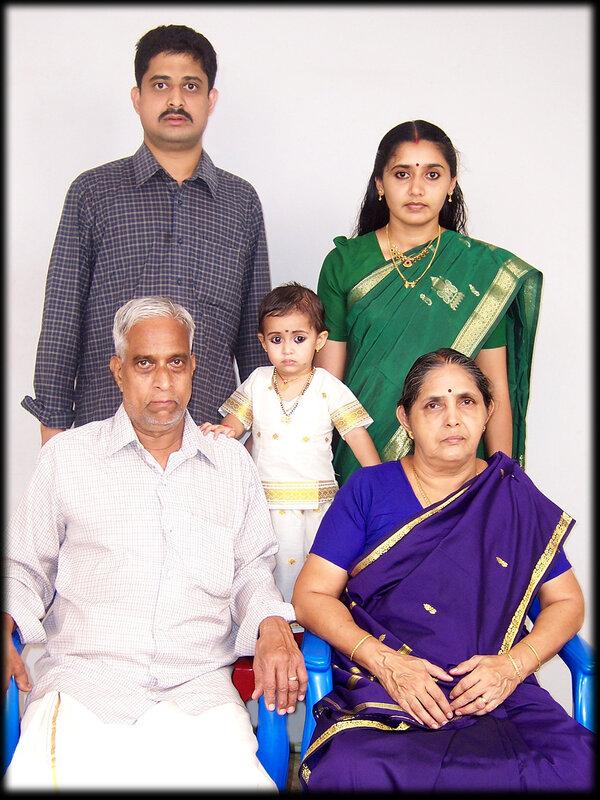Майя и семья