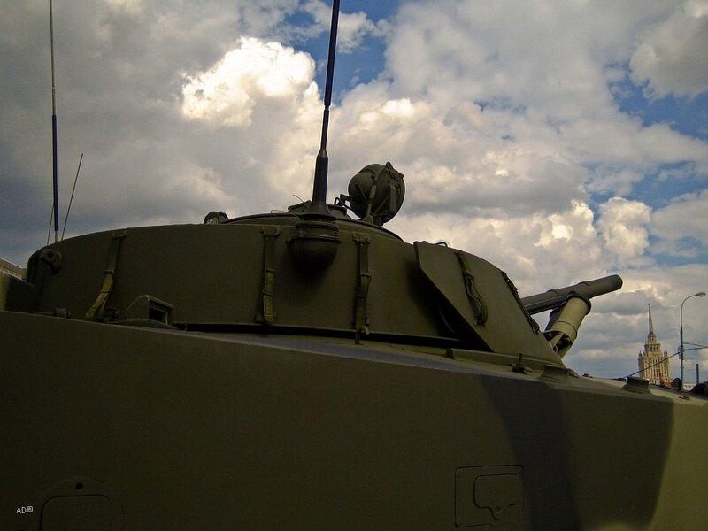 Боевая машина пехоты-3